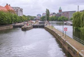 river spree berlin foto