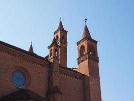 San Lorenzo -katedralen i Alba foto