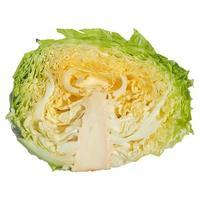 grönkål grönsaker isolerade foto