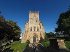 St Mary Church i Chepstow foto