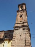 san giuseppe kyrka i alba foto