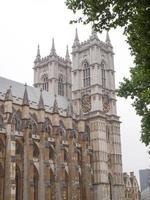 Westminster Abbey Church i London foto