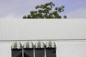 modernt och industriellt loftrum foto