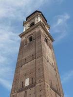 torinkatedralen i tornet foto