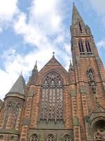 st columba kyrka foto