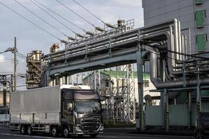 föroreningsindustrins yttre dagsljus foto