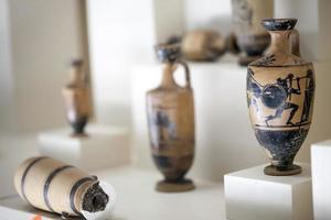 anicent antik kruka historiska konstföremål foto