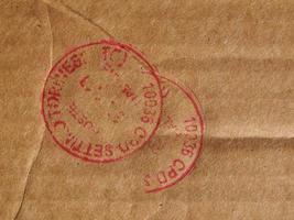 italiensk portomätare foto