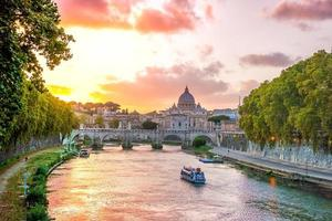 St Peter Cathedral i Rom, Italien foto