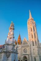 st. matthias kyrka i budapest foto