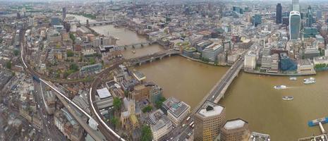 utsikt över london foto