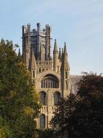 ely katedralen i ely foto