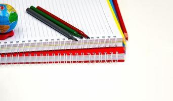 verktyg för skolutbildningsutrustning foto