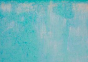 azurblå väggbakgrund foto