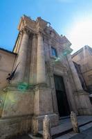 San Giorgios kyrka i Siena foto
