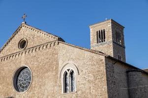 San francesco kyrka foto