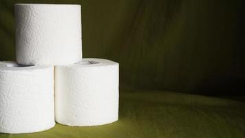 toalettpapper är att tänka på måste vara under krisen foto