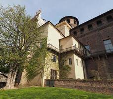 palazzo madama i Turin foto