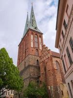 nikolaikirche kyrka berlin foto