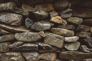 abstrakt bakgrund av stenmurstruktur foto