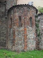 pieve san pietro kyrka i settimo torinese foto