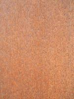 brun rostat stål textur bakgrund foto