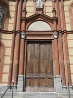 Santa Barbara -kyrkan i Turin foto