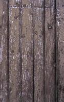 vägg med träskivor foto