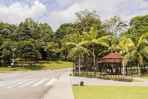 perdana botaniska trädgårdar i Kuala Lumpur, Malaysia. foto