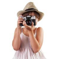 liten flicka fotografier foto