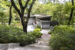 perdana botaniska trädgårdar i Kuala Lumpur, Malaysia foto