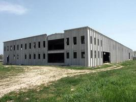 lager eller industriell byggnad för flera ändamål foto