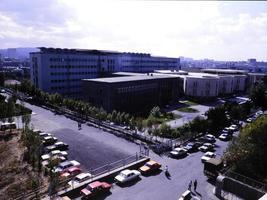 ankara, Turkiet, 2021 - specialiseringssjukhus i Turkiet foto