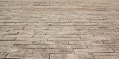 gammalt trägolv textur isolerad på vit bakgrund. foto