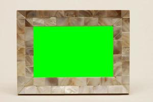 ihåliga bild- eller fotoramar för användning i grafiska arrangemang. foto