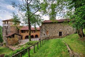 monastero di torba foto
