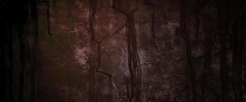 skrämmande väggbakgrund, skräckbetongcementstruktur för bakgrund foto