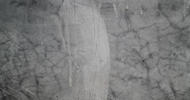 grå gammal cement textur bakgrund. horisontell cement- och betongstruktur. foto