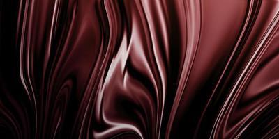 vågiga veck grunge konsistens, elegant tapet design bakgrund foto