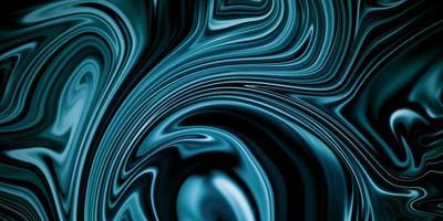 lyxig flytande våg abstrakt bakgrund eller vågiga veck grunge siden textur, elegant tapet design bakgrund foto