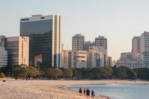 Rio de Janeiro, Brasilien, 2015 - Botafogo Beach View foto