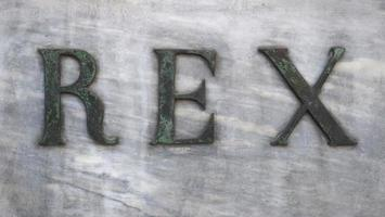 rex betyder kung foto