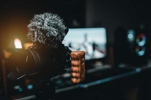 kamerabur filmografi bra redskap för bloggare och filmskapare innehållsskapare foto