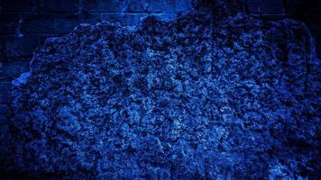 grunge bakgrund av blå vägg. abstrakt bakgrund foto