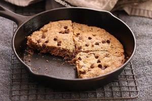 skillet cookies foto