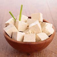 färsk tofu foto