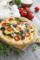 grönsakspisch foto