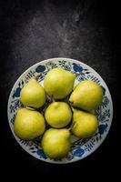 gula päron foto