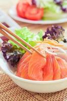sashimi set foto