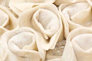 rå dumplings